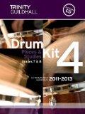 Trinity Guildhall Drum Kit Grades 7 - 8