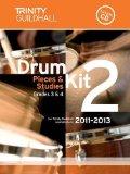 Trinity Guildhall Drum Kit Grades 3 - 4