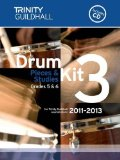 Trinity Guildhall Drum Kit Grades 5 - 6