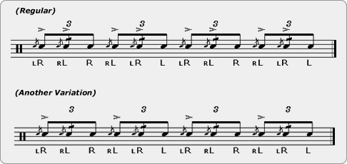 Chut-Cheese Rudiment Sheet Music