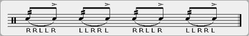 Five Stroke Roll