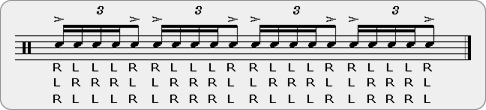 Fufives Rudiment Sheet Music
