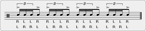 Puguda Rudiment Sheet Music