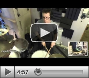 View J Moss - Operator (Drum Cover)