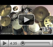 View Video Lesson - Drum Solo April 2014