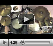View Karmin - Brokenhearted (Drum Cover)