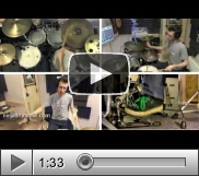 View Andre Forbes - The Groove (Drum Cover)