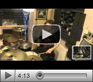 View Video Lesson - Usher - You Make Me Wanna (Drum Cover)